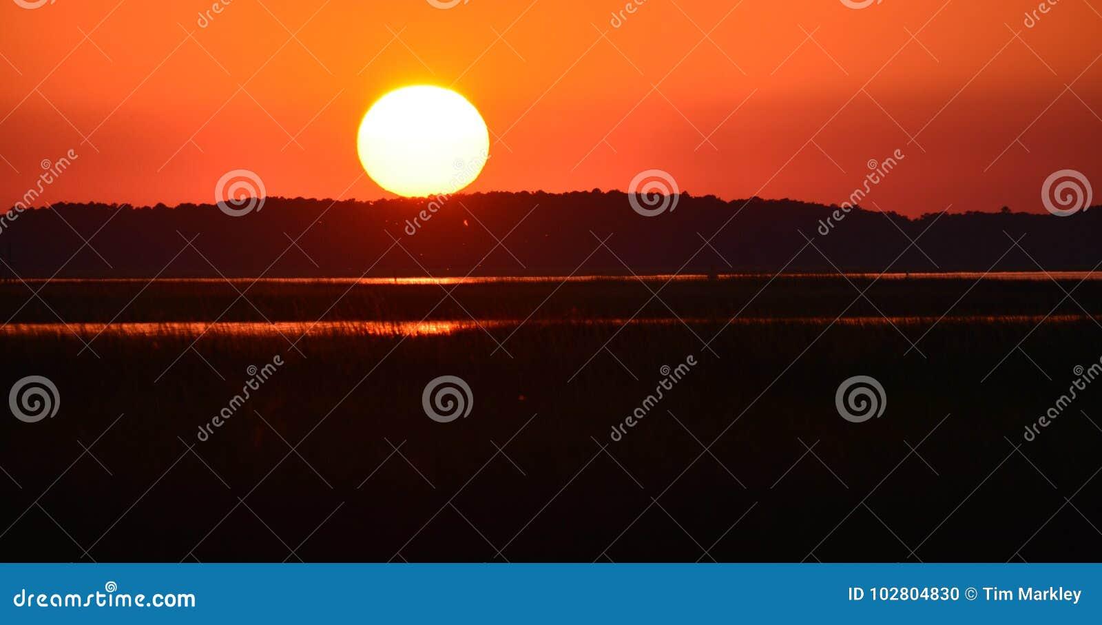Wielki słońce