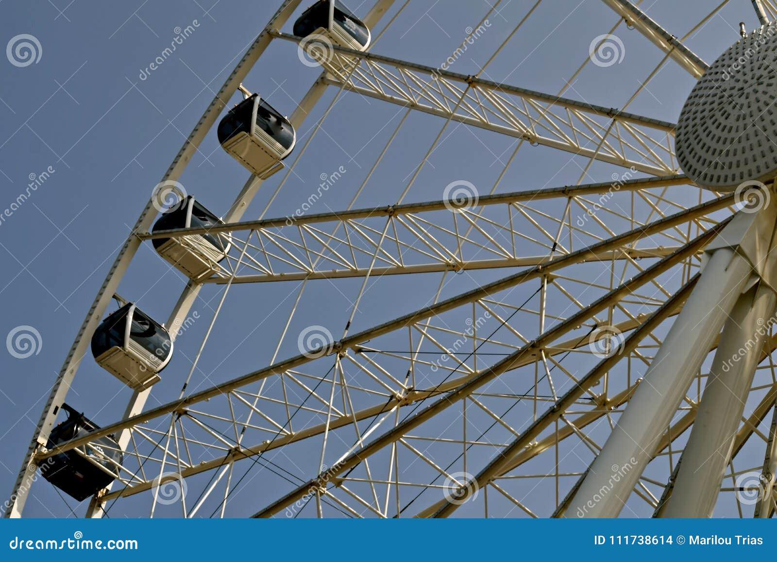 Wielki Seattle Ferris koło
