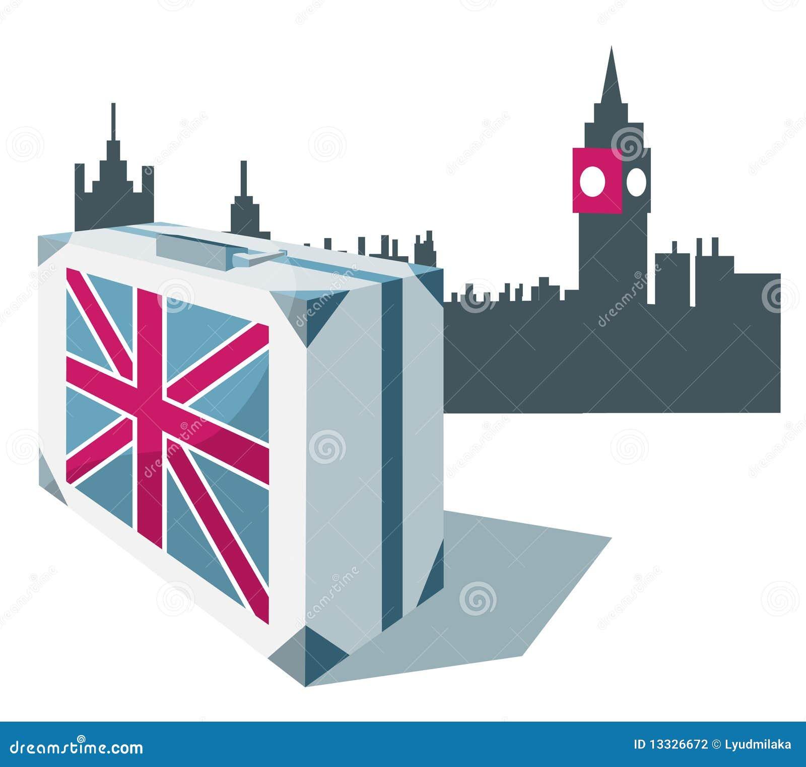 Wielkie Britain podróże