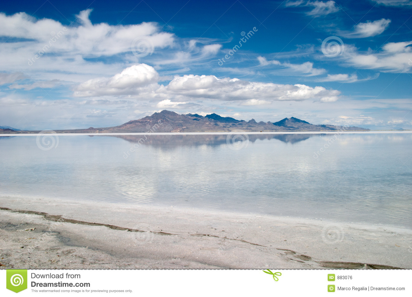 Wielkie jeziora soli