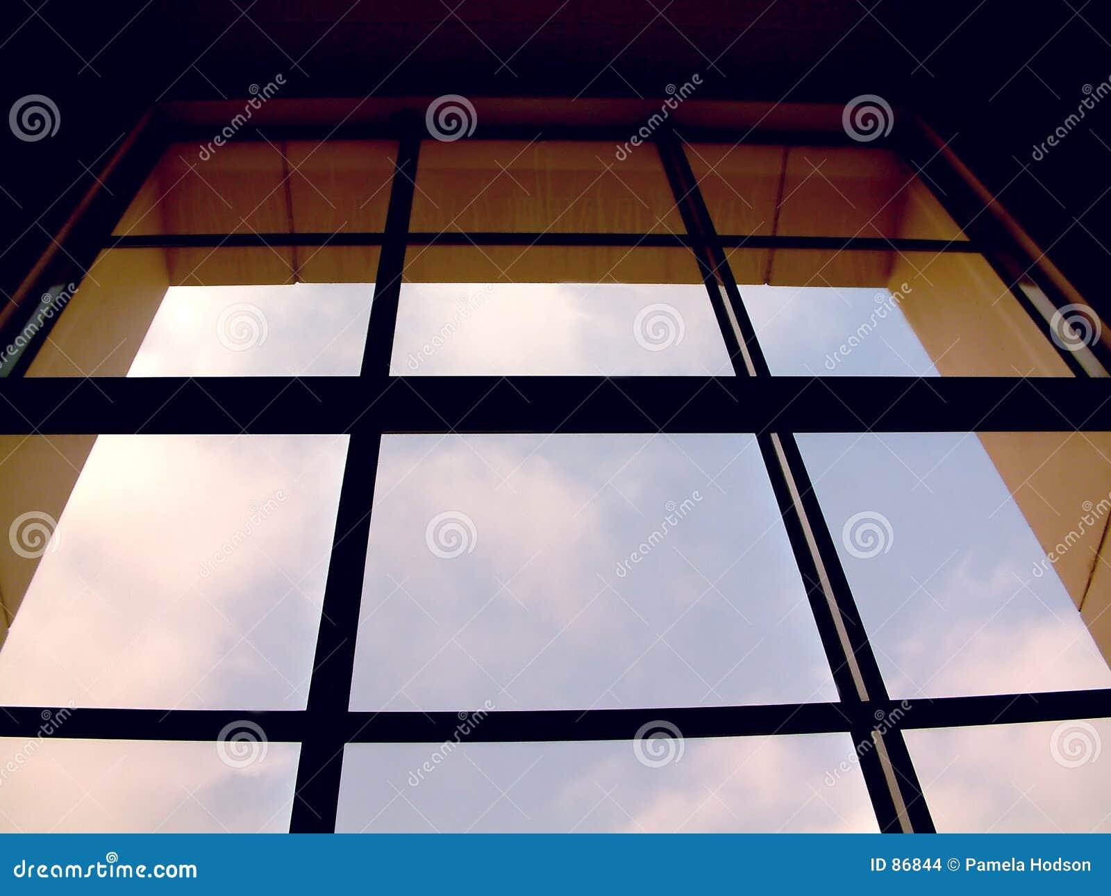 Wielkie okna