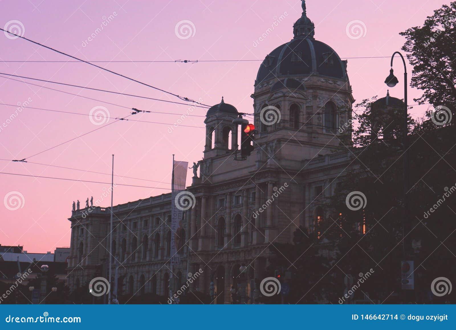 Wien byggnadstrafik