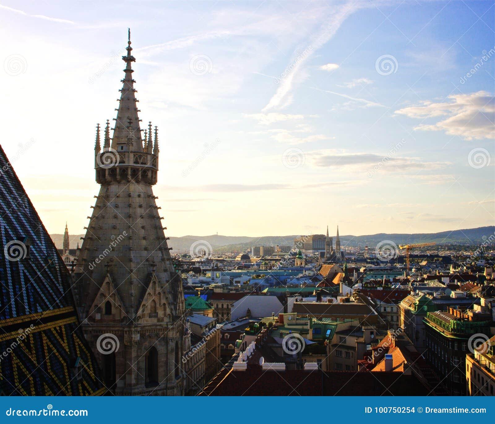 Wien-Stadtbild