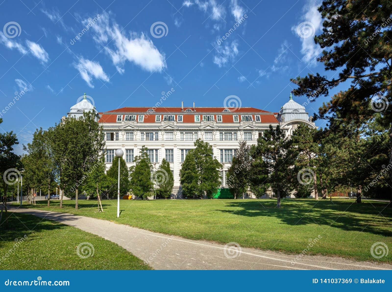 Wien tekniskt museum Stad av Wien, Österrike, Europa
