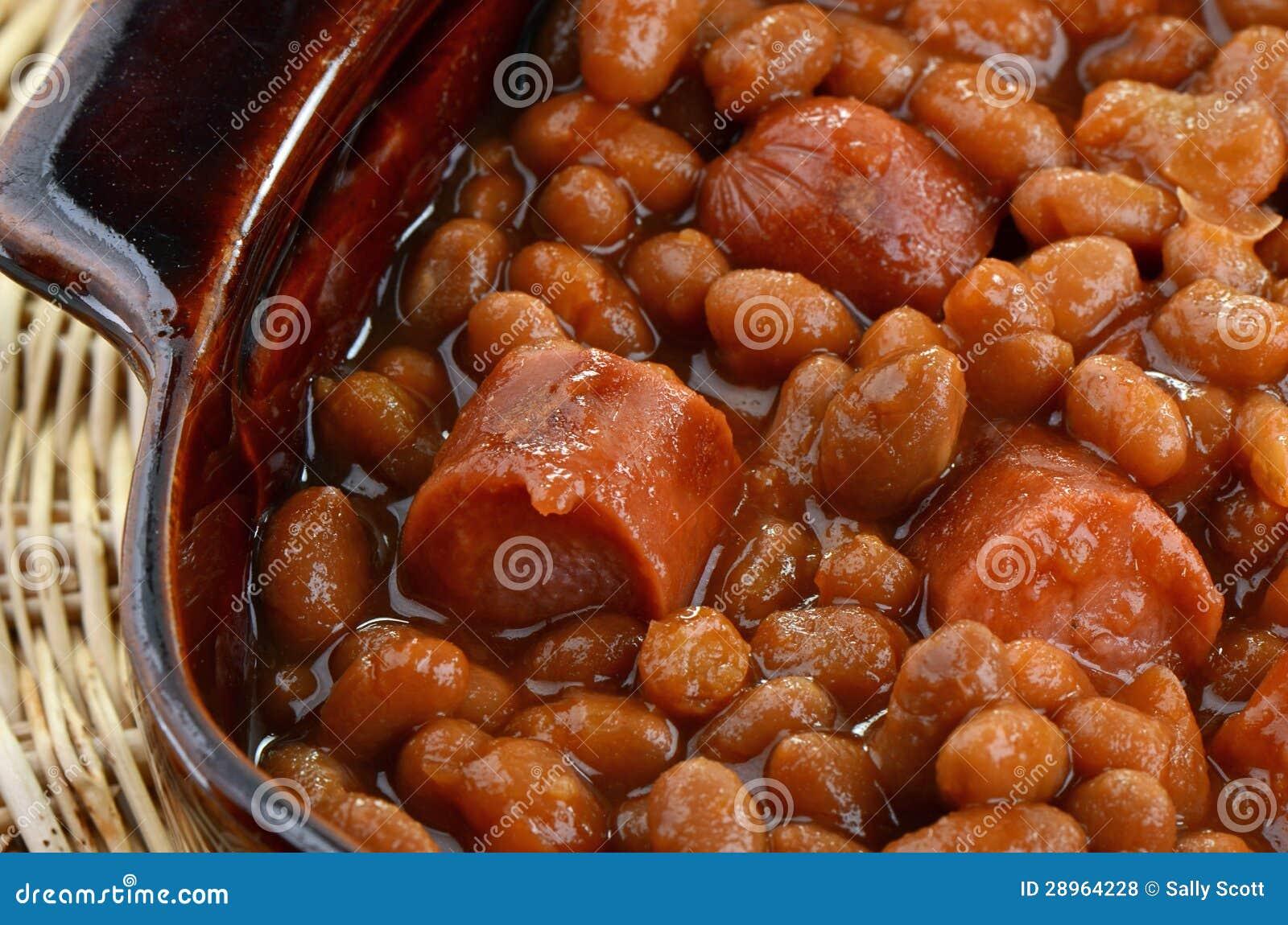 Wieners i fasole