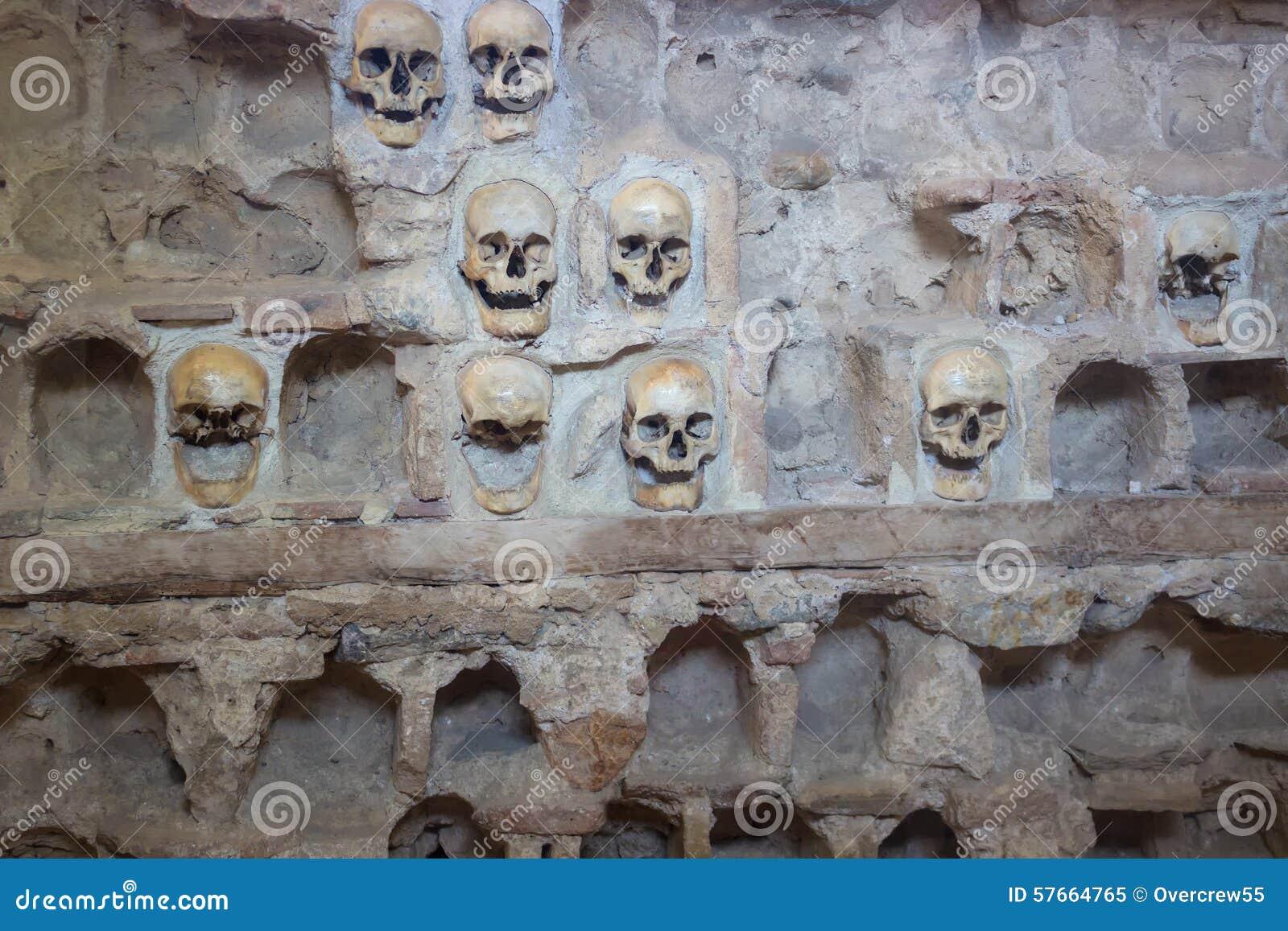 Wierza czaszka