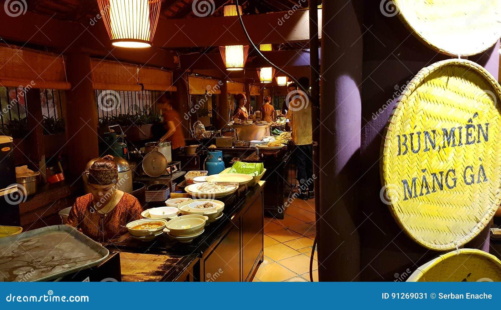 Wietnamska restauracja
