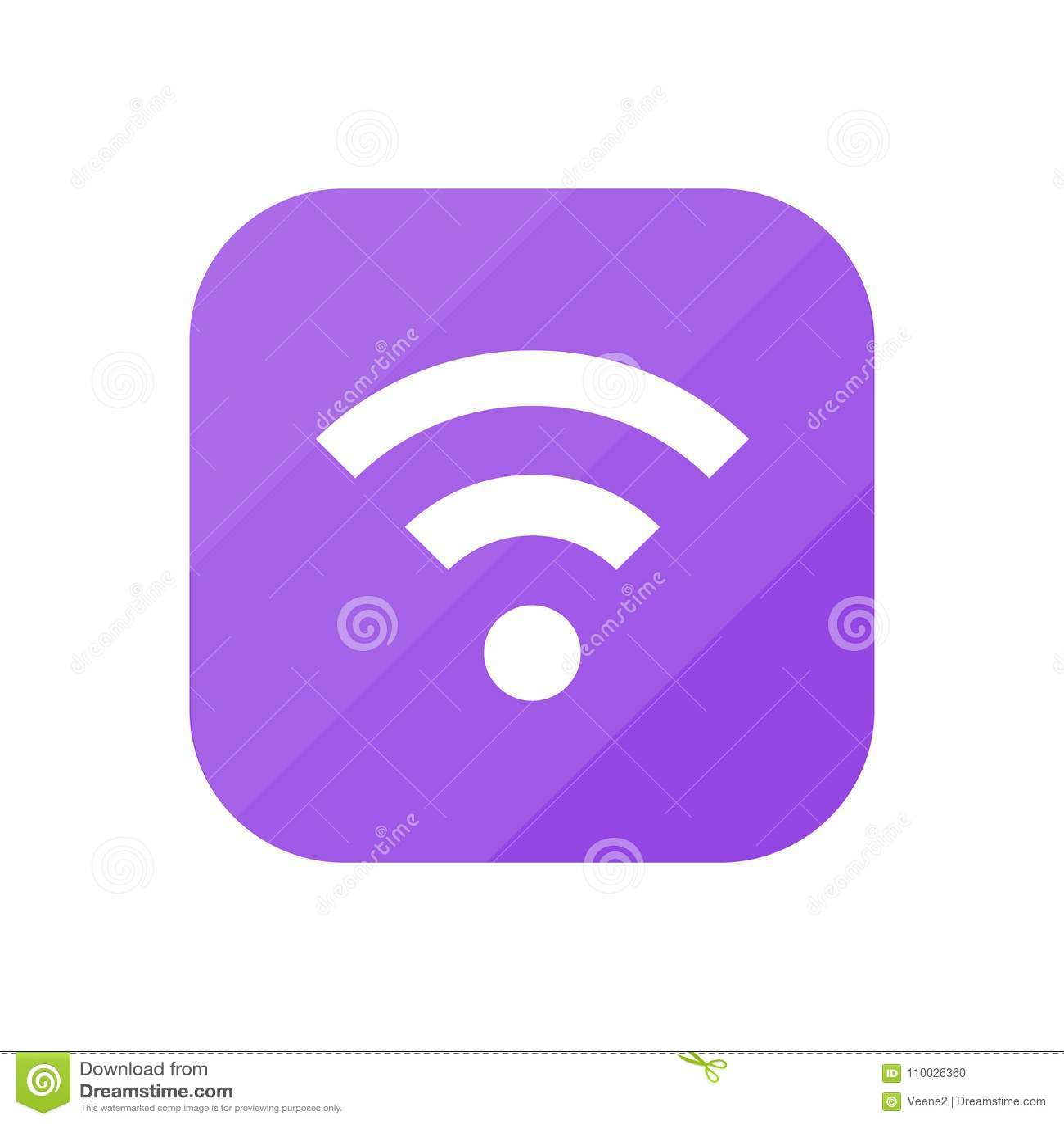 WiFi - App Pictogram