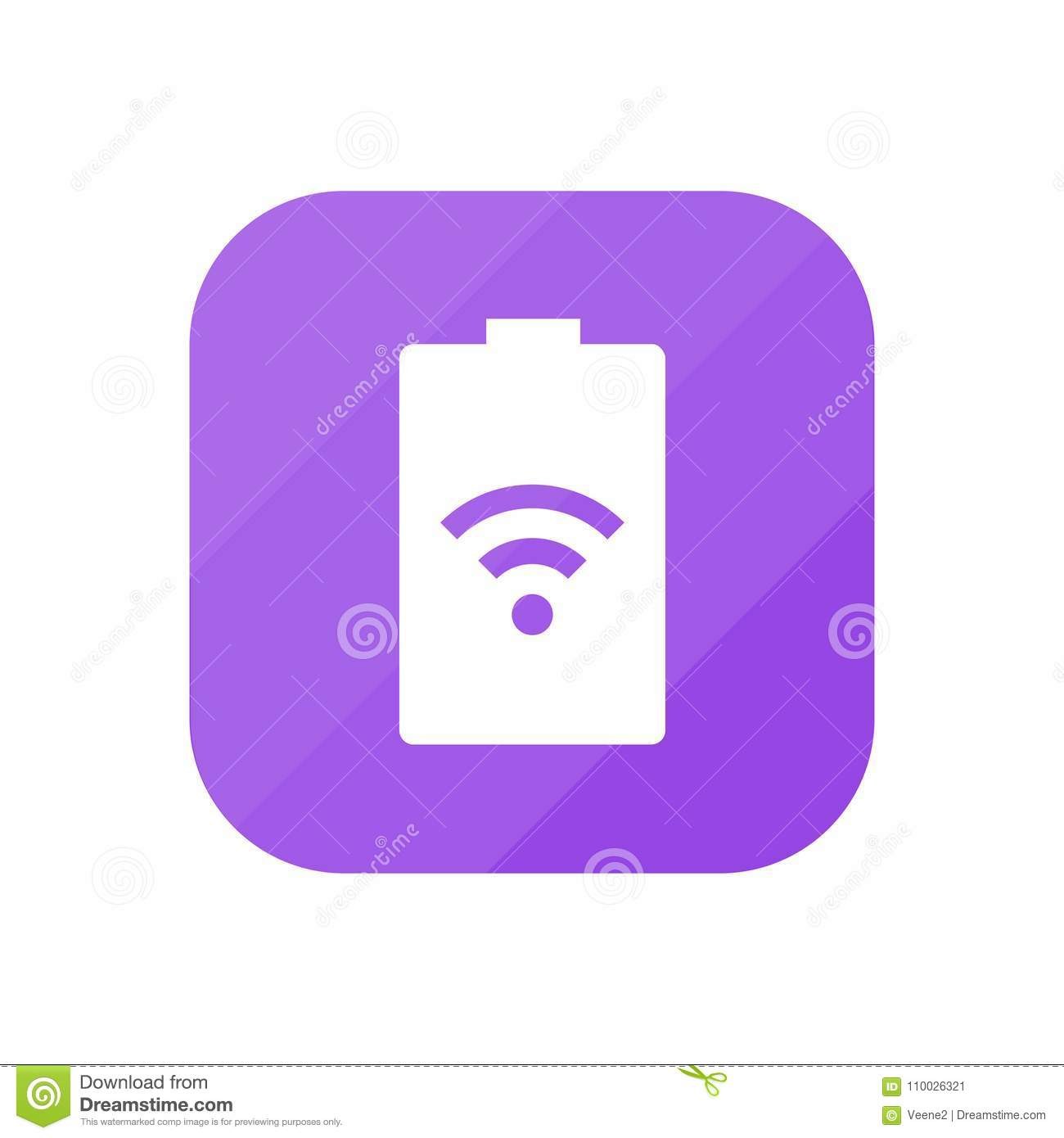 Wifi het Laden - App Pictogram