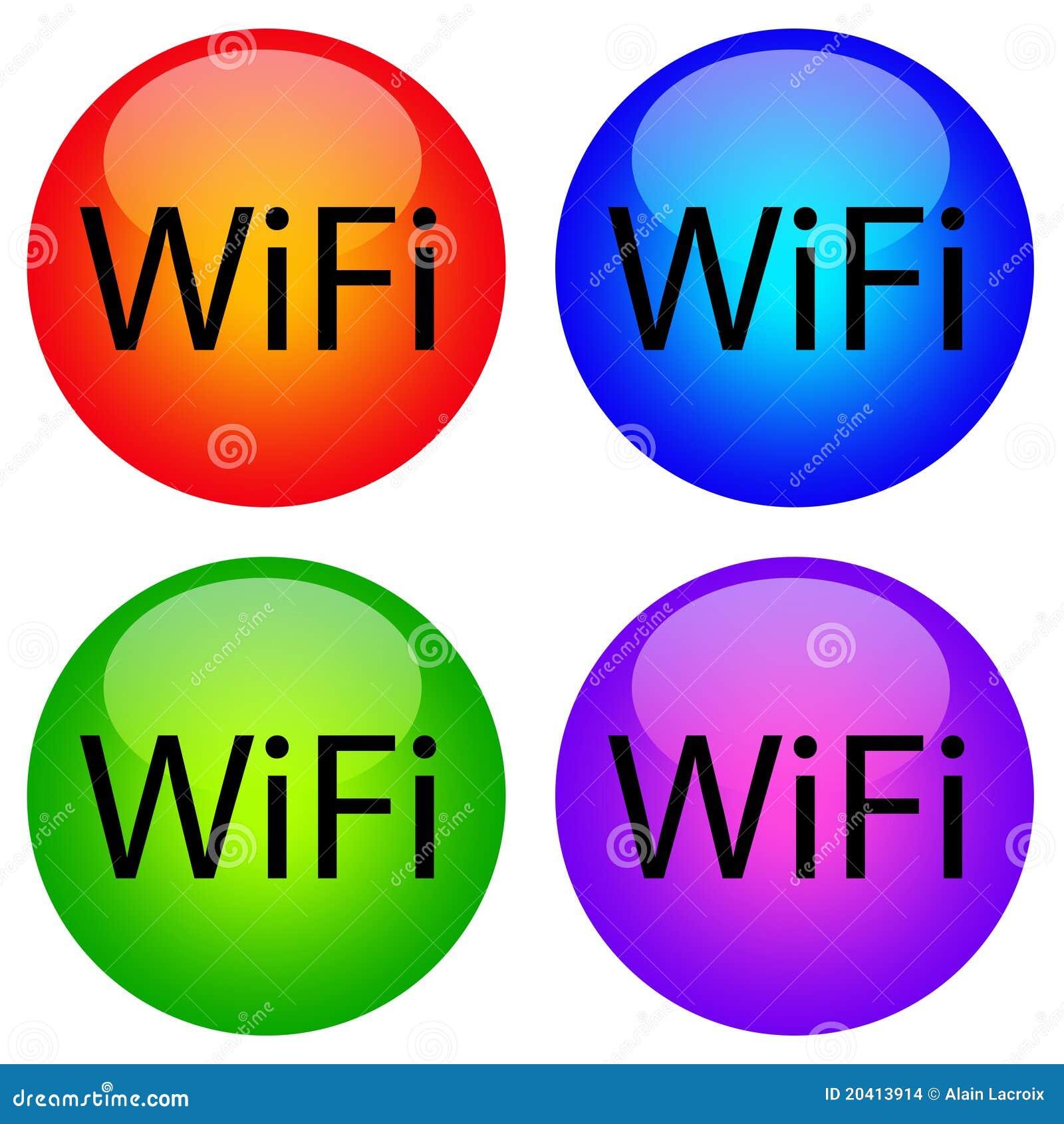 Wifi Ikonen