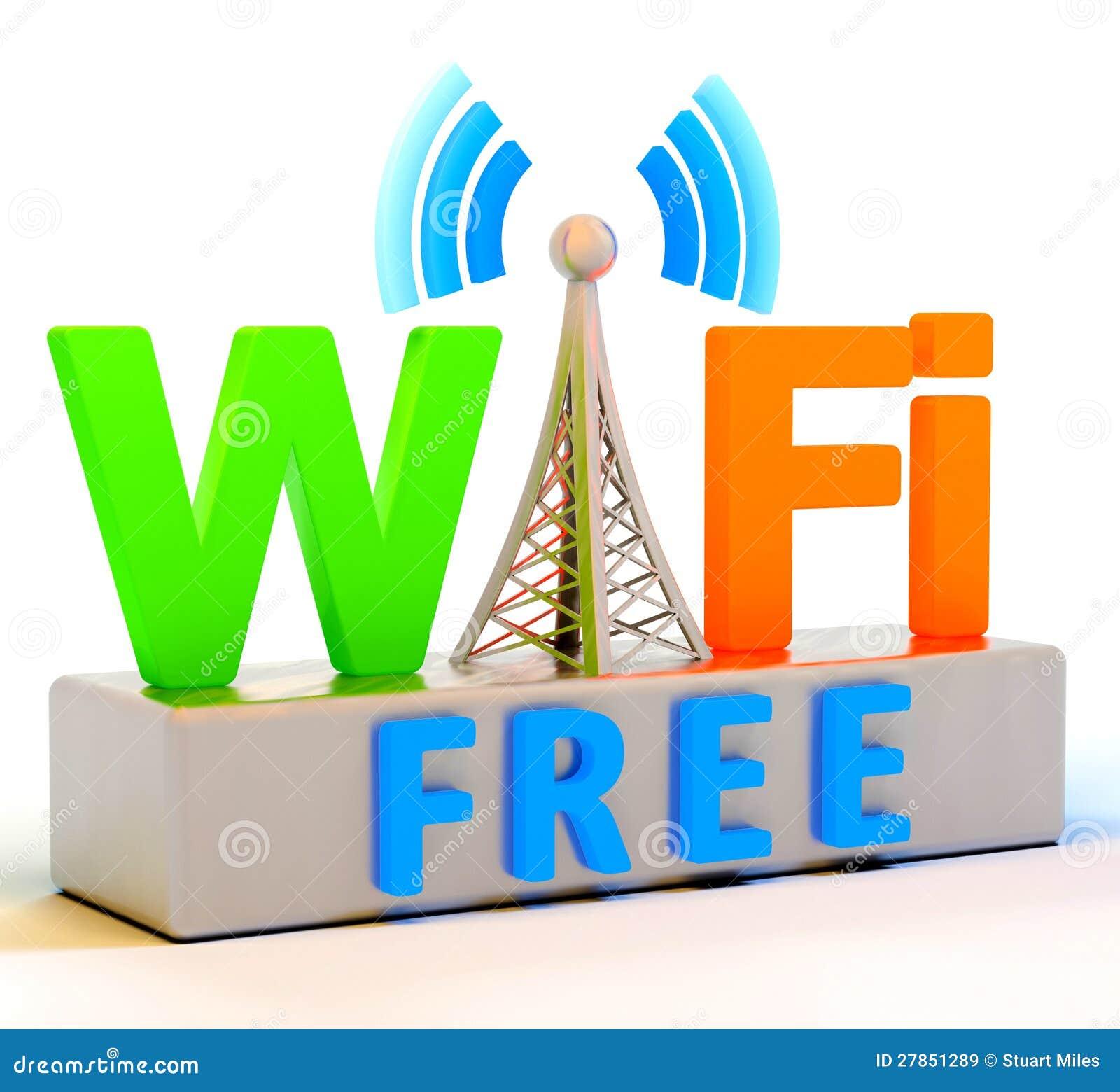 Wifi Internetowy symbol Znaczy sprawozdanie Lub związek