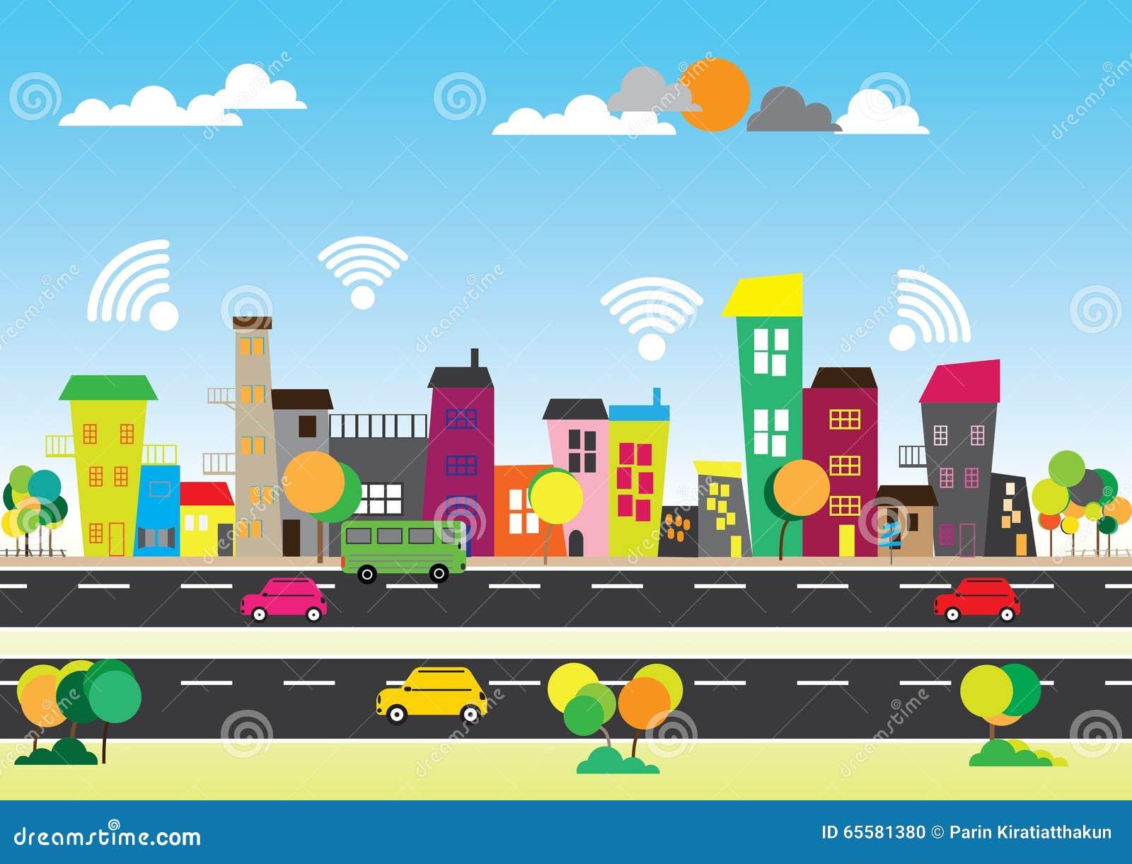 Wifi livre na cidade