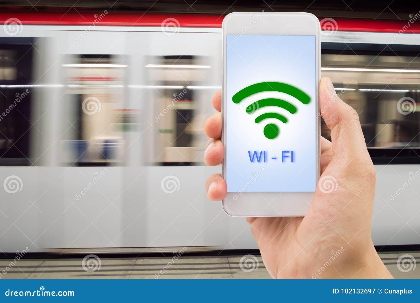 Wifi på gångtunnelen