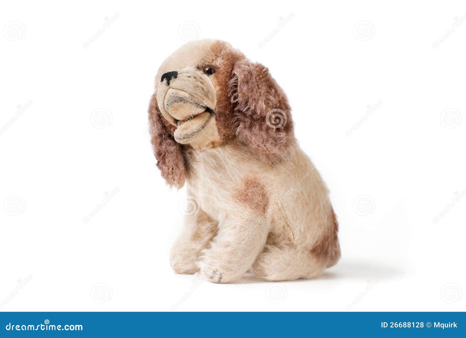Wijnoogst gevulde stuk speelgoed hond royalty vrije stock foto 39 s beeld 26688128 - Wijnoogst ...