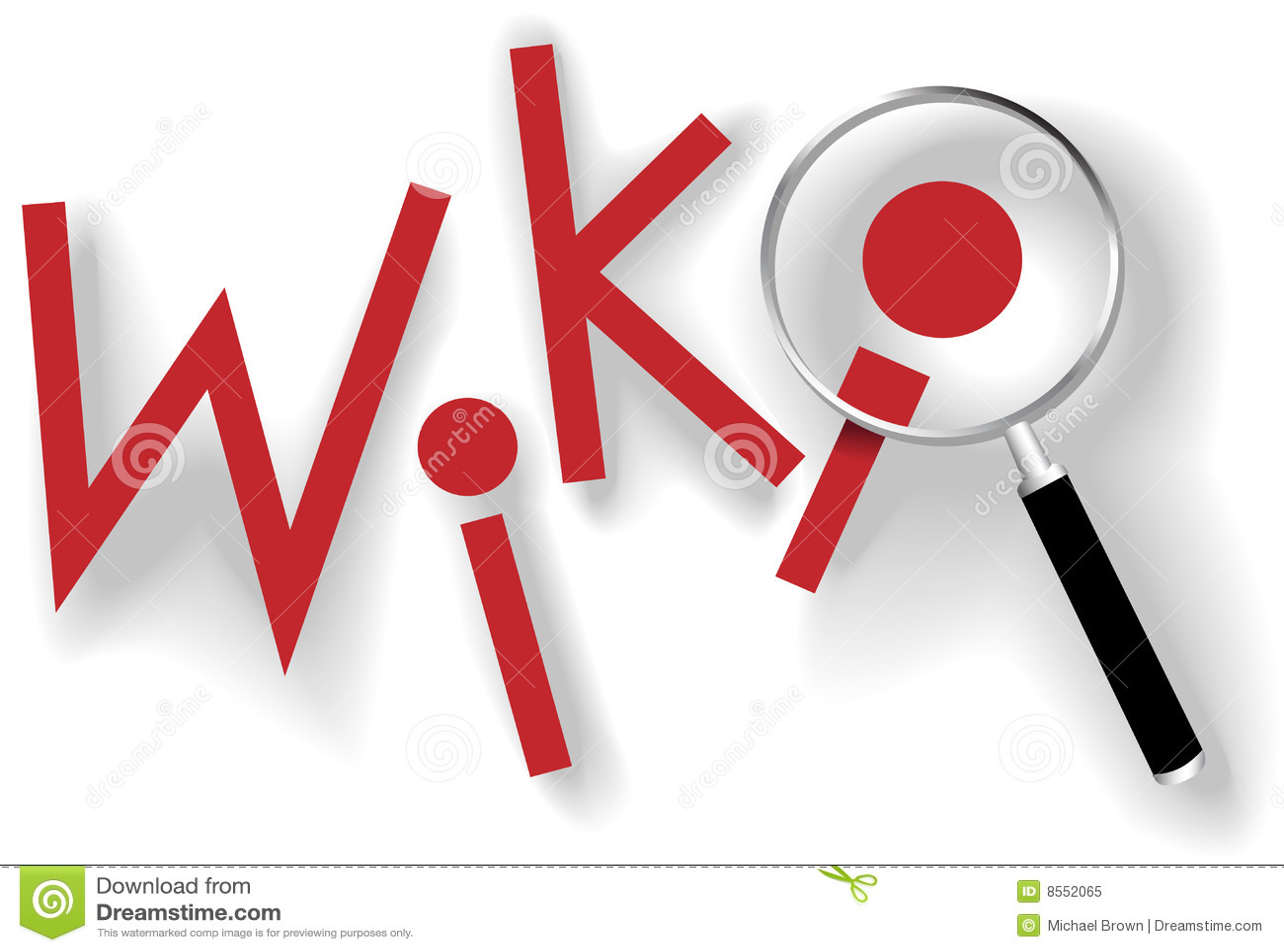 Wiki find information