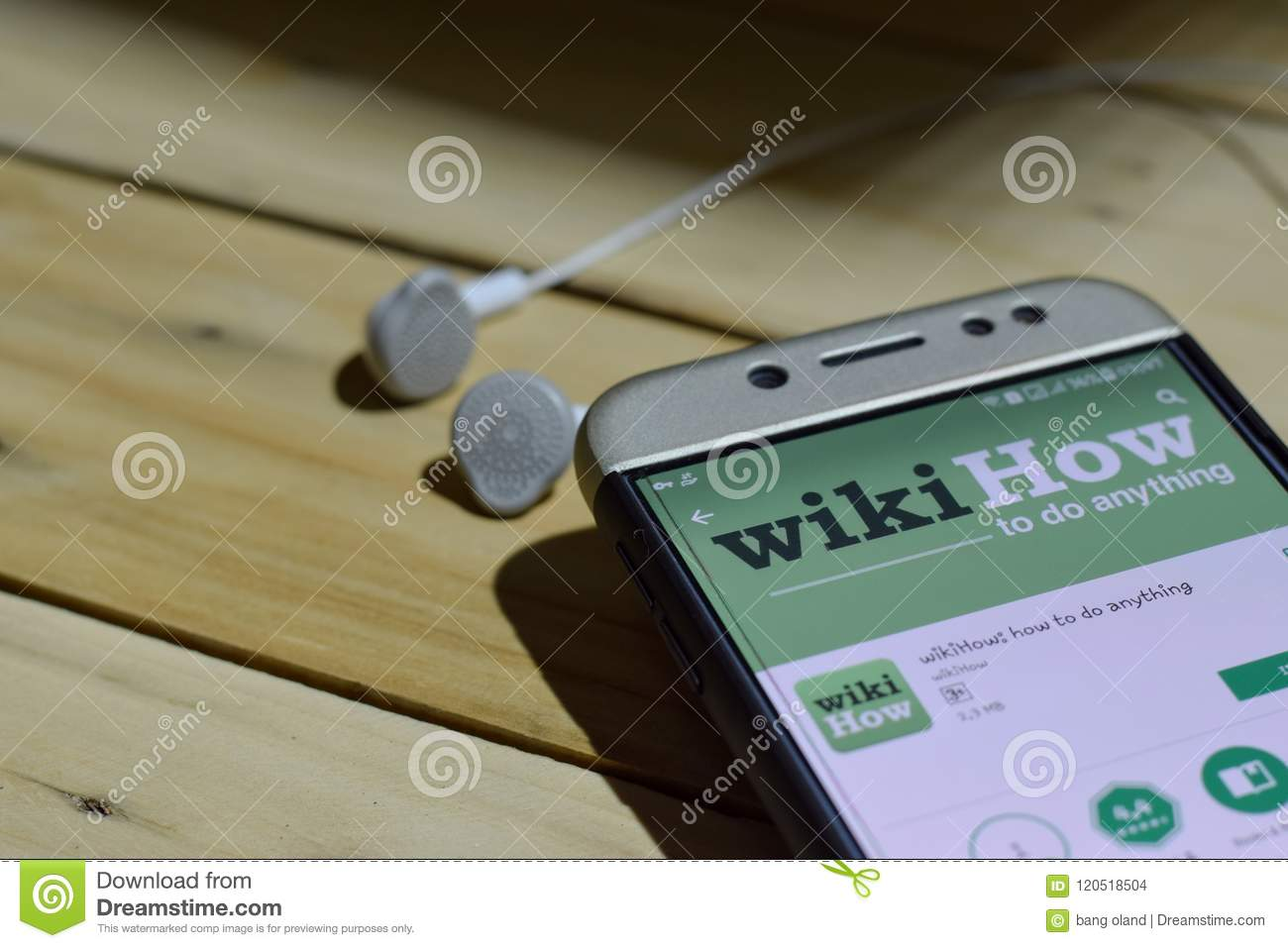 4f1f22d0177d6 WikiHow  How To Do Anything Dev Application On Smartphone Screen ...