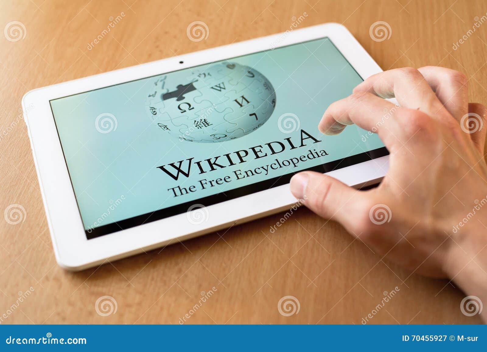Wikipedia editorial photography  Image of closeup