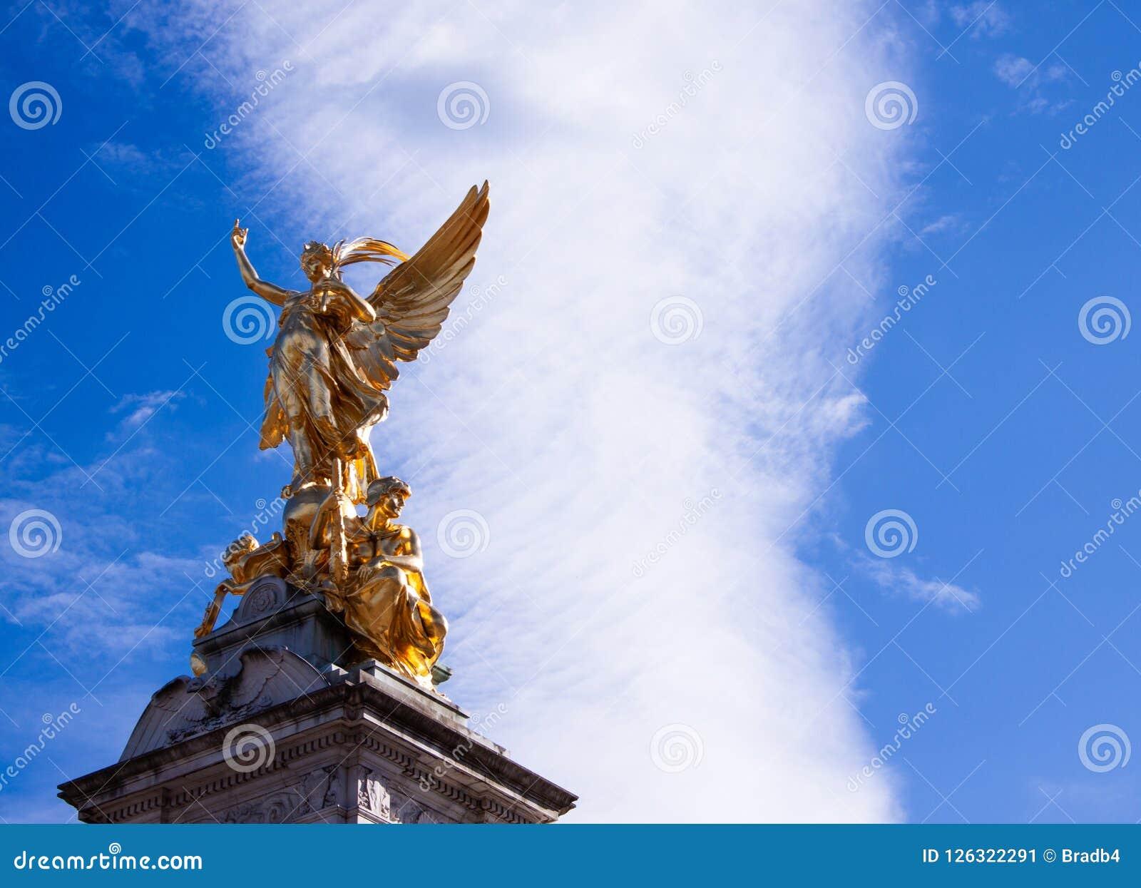 Wiktoria pamiątkowy pomnikowy Londyn