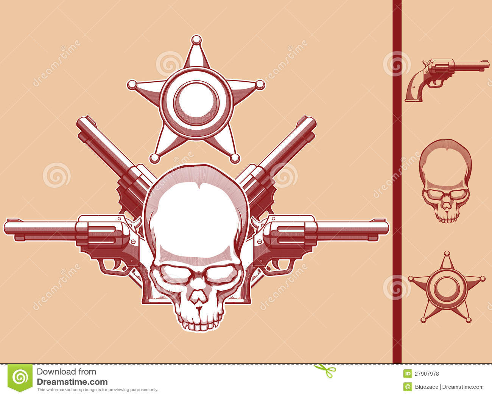 wild-west-skull-revolver-sheriff-badge-2