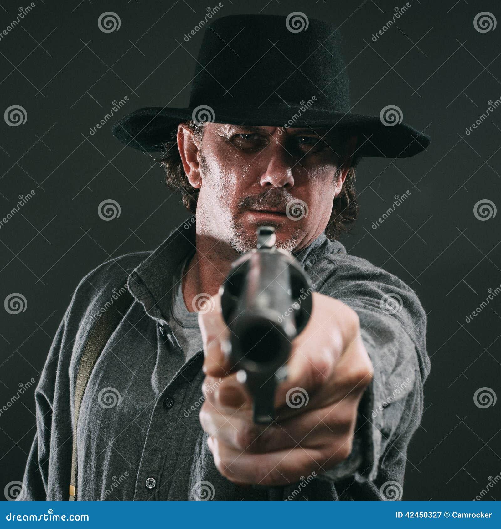 Wilder Westpistolenheld
