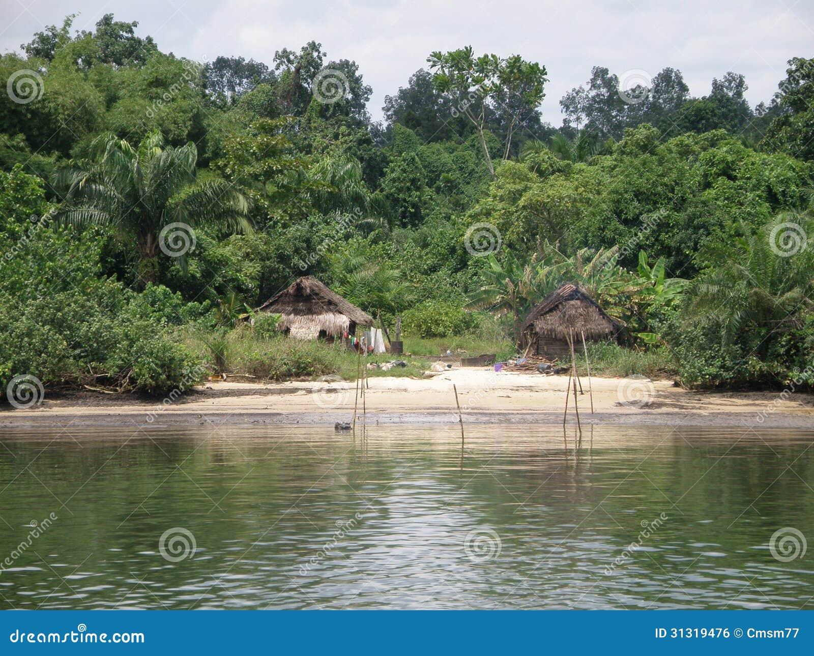 Wildernis in Nigeria