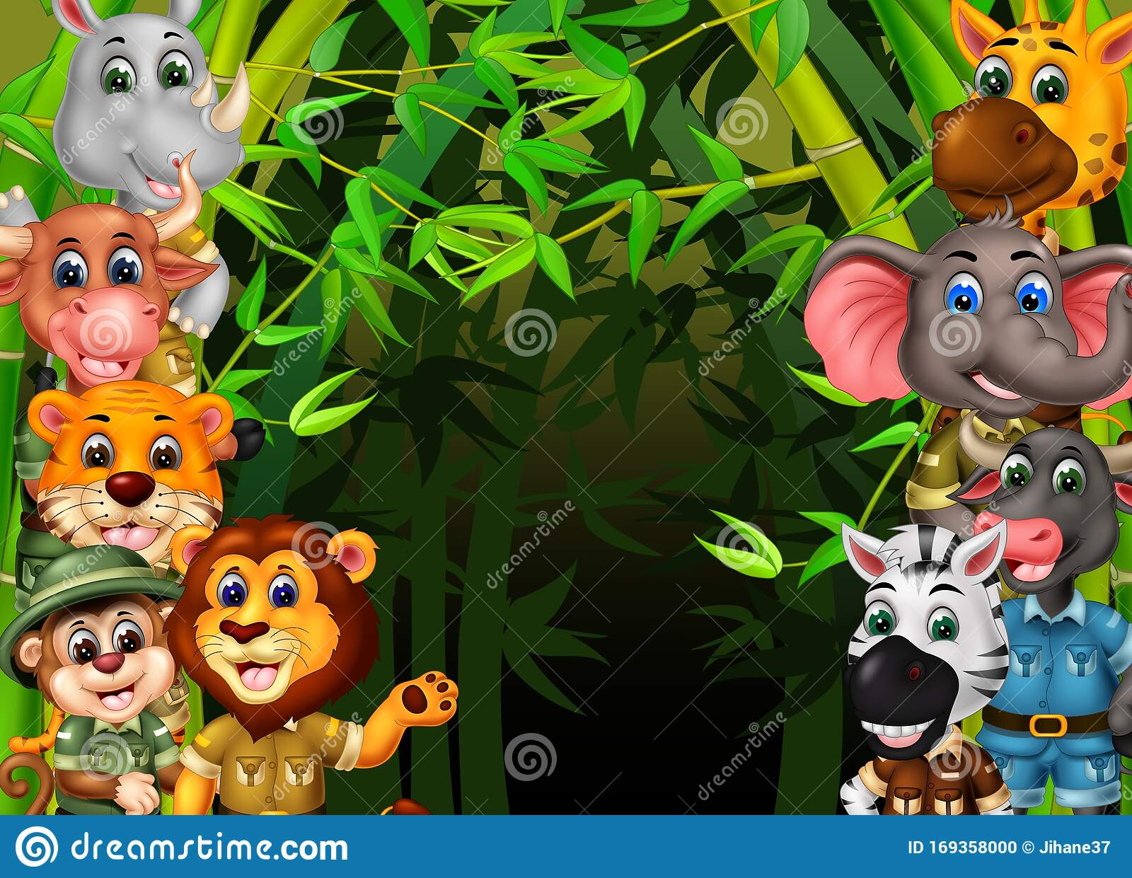 5 861 Animals Cartoon Photos Free Royalty Free Stock Photos From Dreamstime
