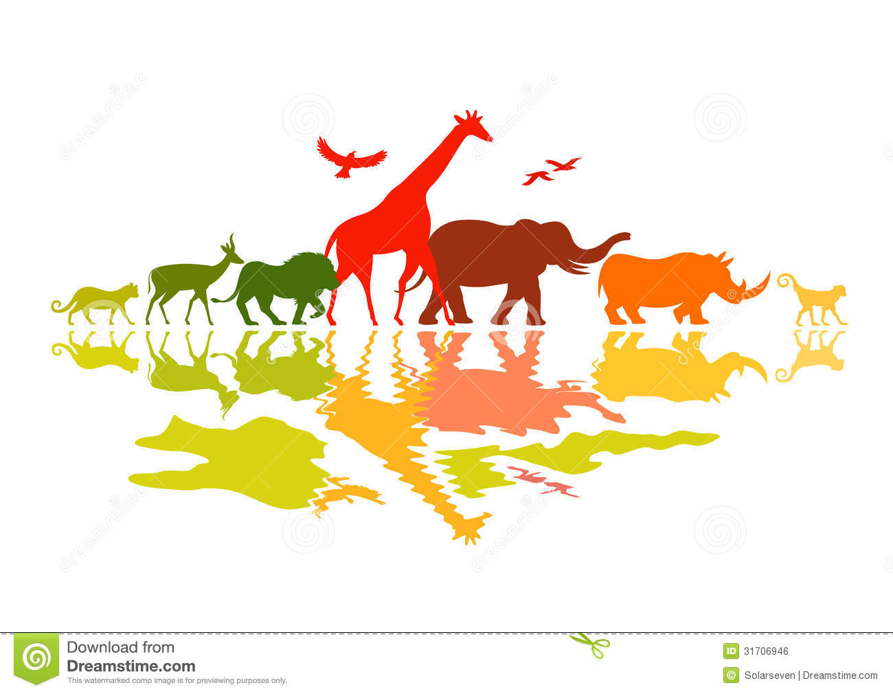 Wildlife Stock Illustrations – 211,923 Wildlife Stock ...