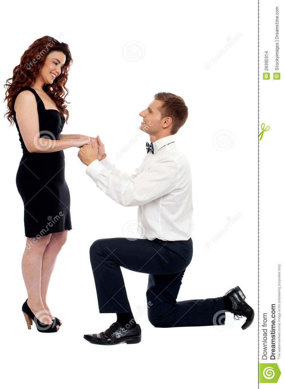 Will You Marry Me? Stock Images - Image: 26395314
