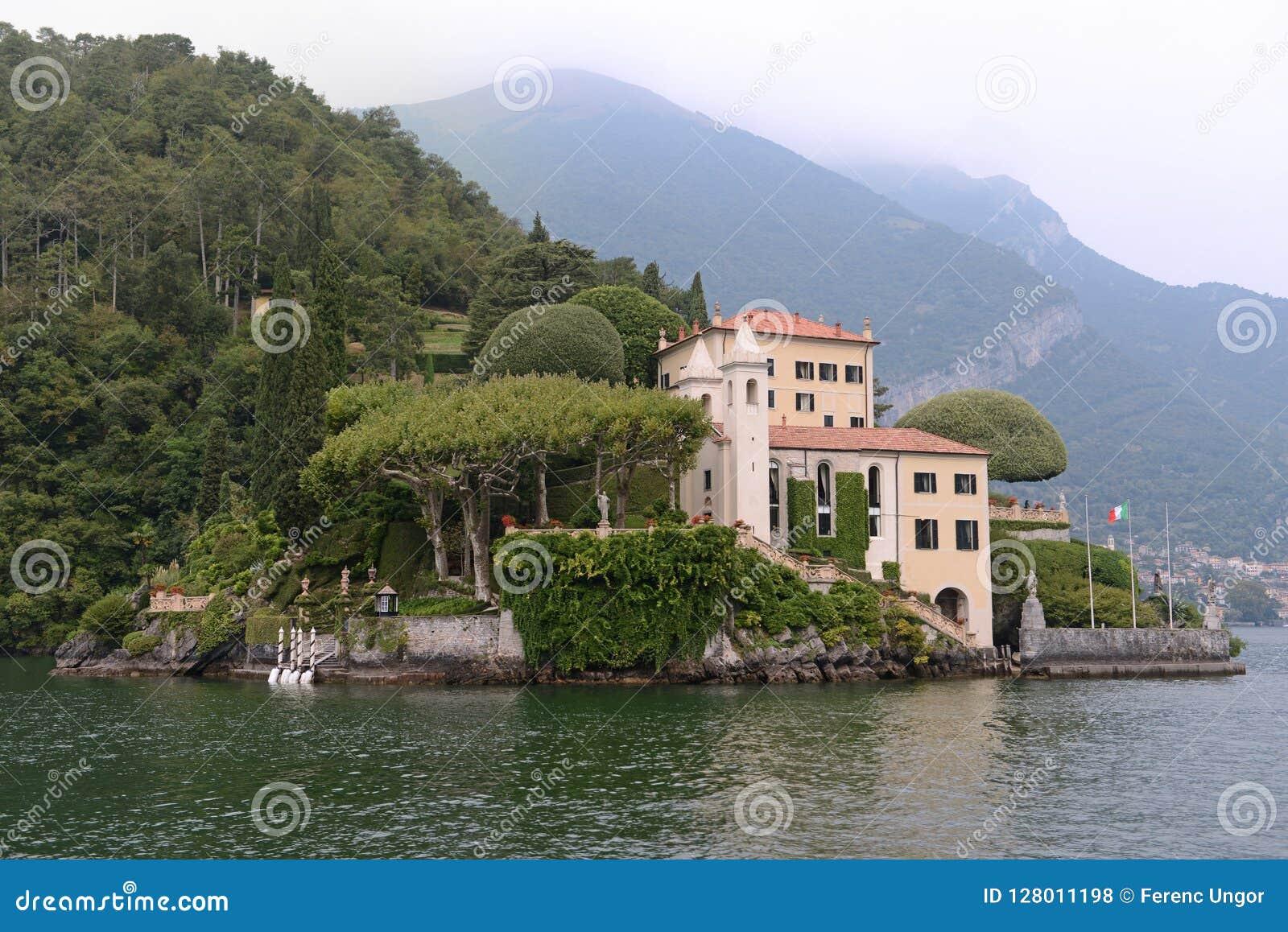 Willa na Jeziornym Como