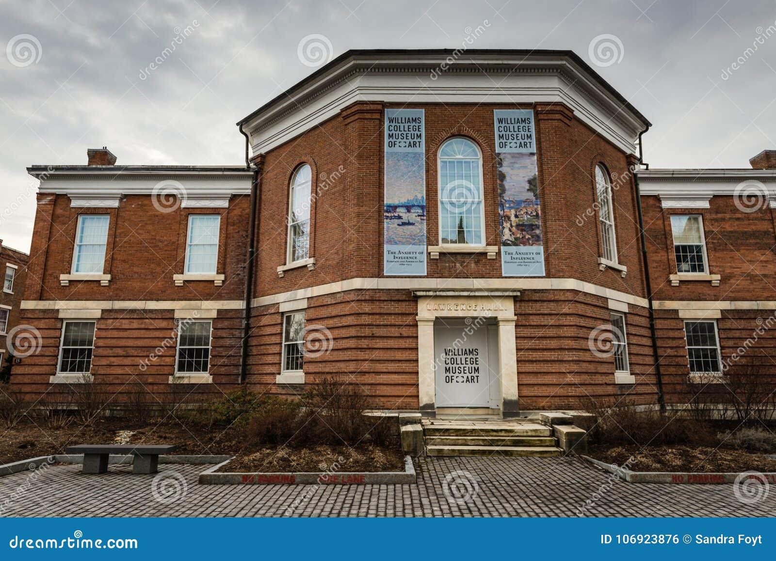 Williams szkoły wyższa muzeum sztuki - Williamstown, MA