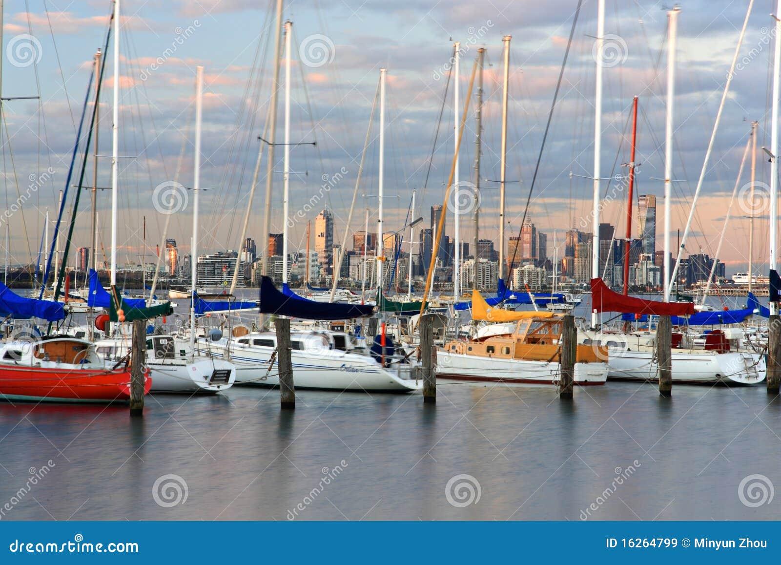 Williams Town s Marina,Melbourne