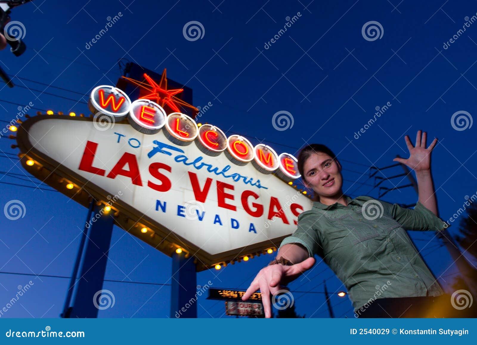 Willkommen nach Las Vegas!