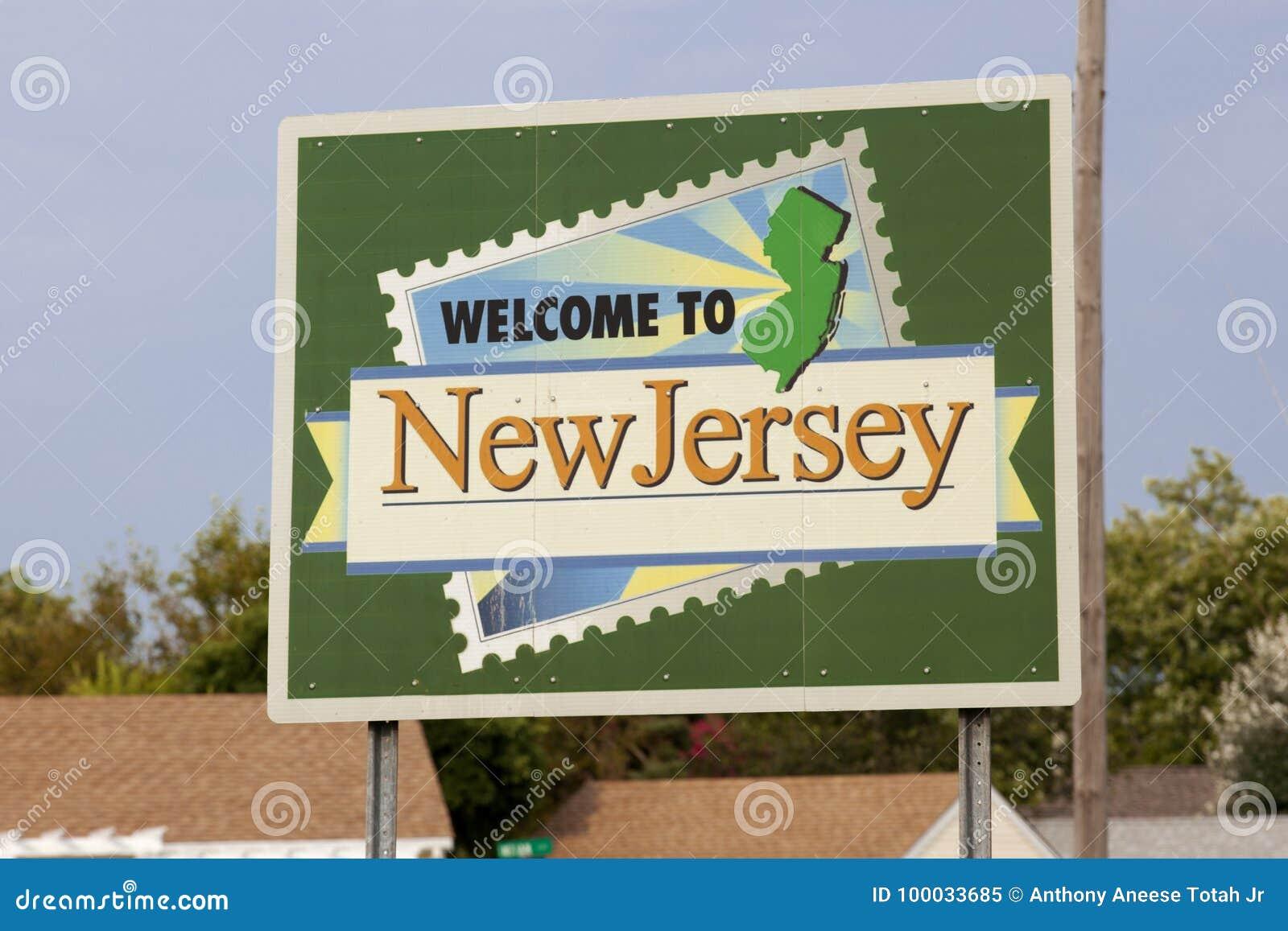 Willkommen nach New-Jersey
