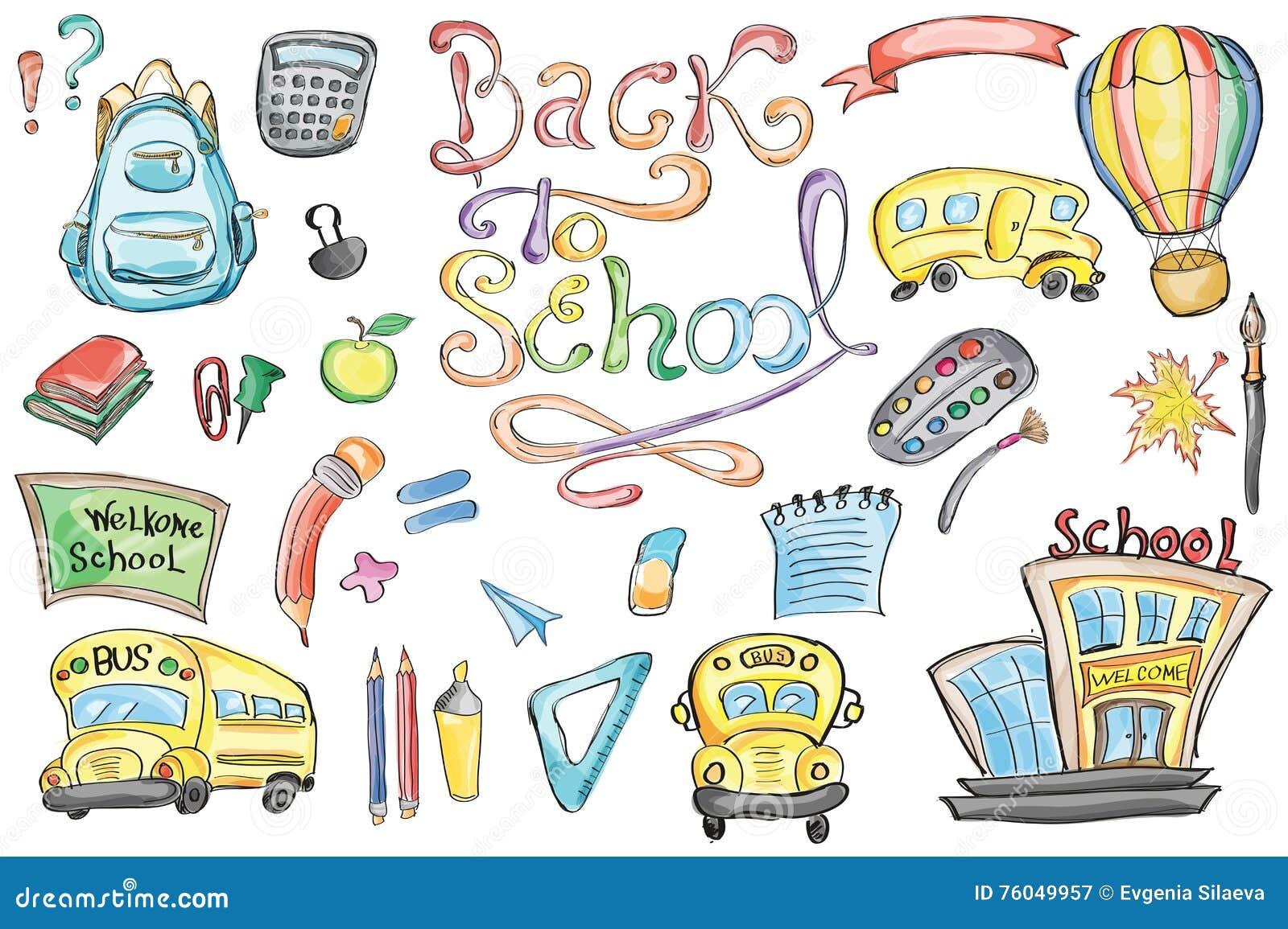 Willkommen zurück zu Schule