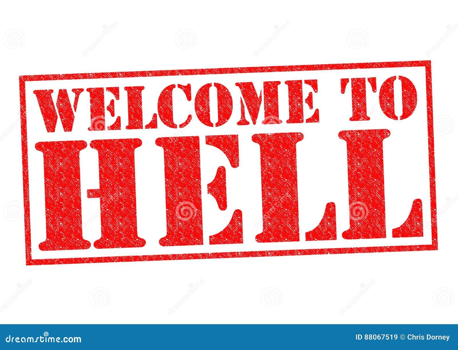 Willkommen zur Hölle