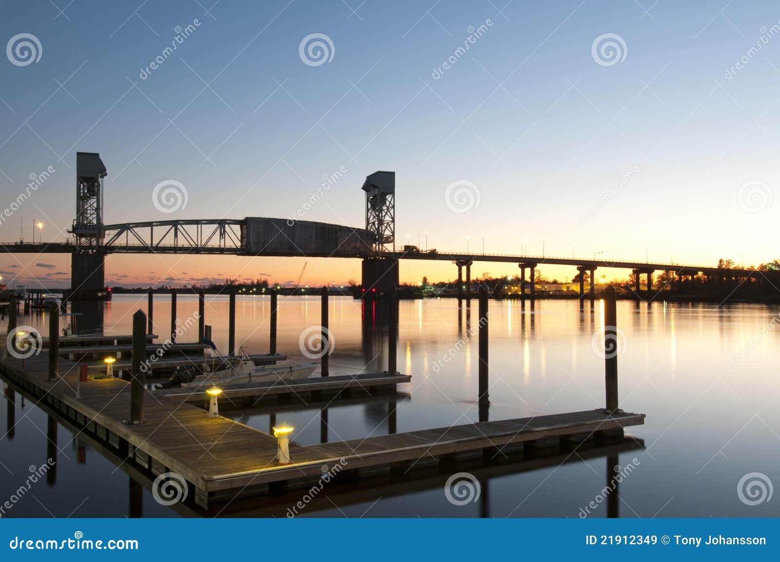 Wilmington-Ufergegend