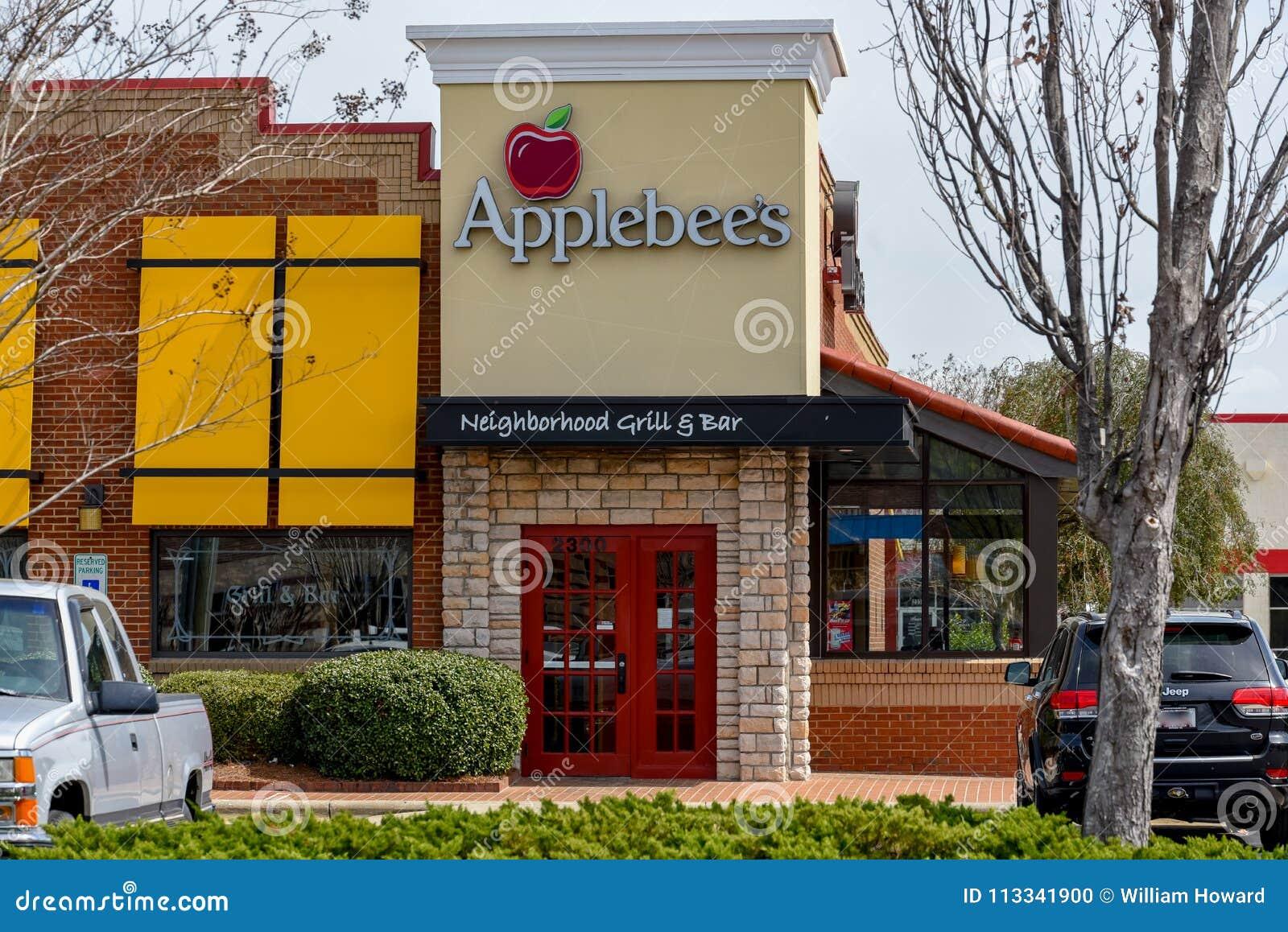 Applebee`s Neighborhood Grill and Bar location