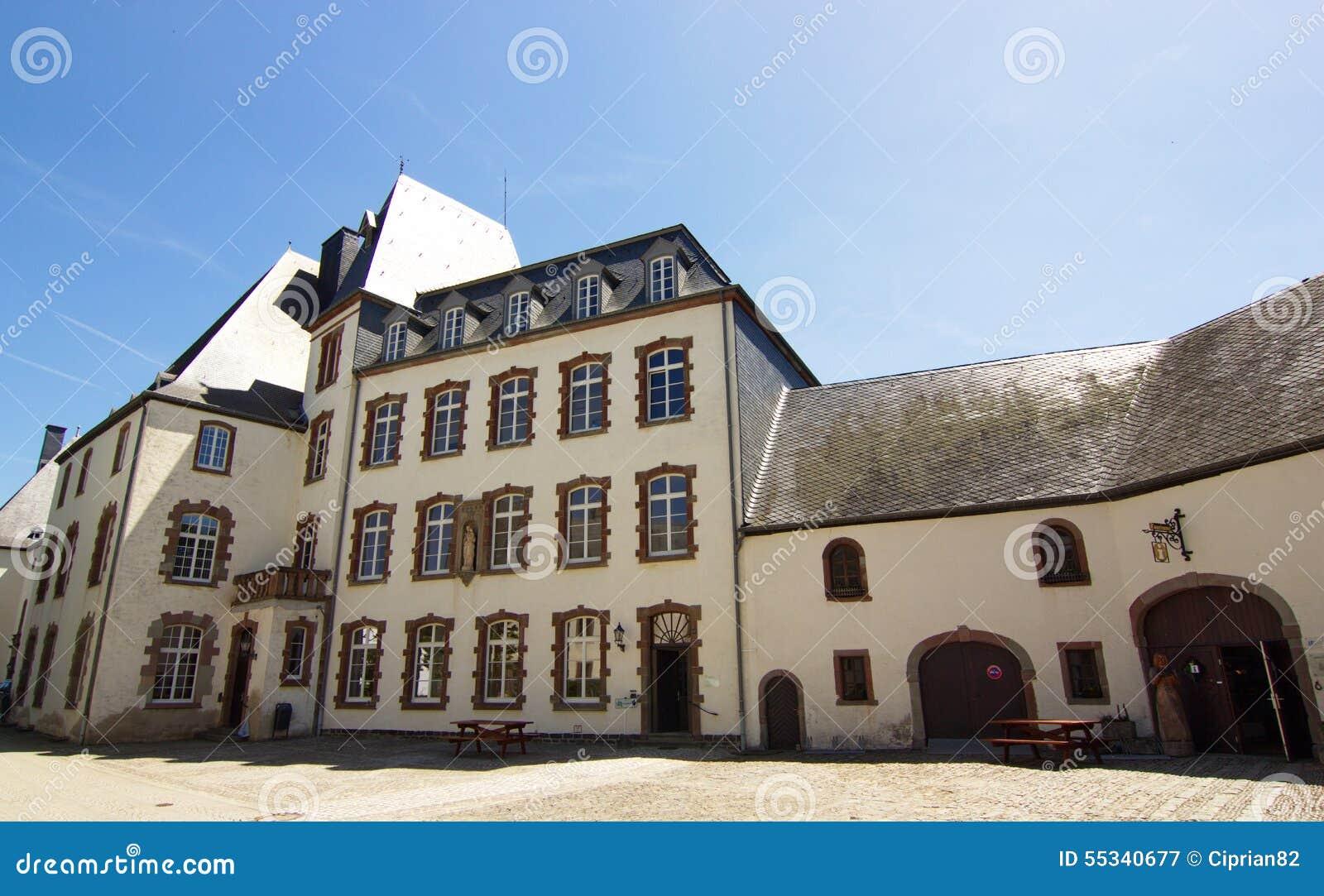 Wiltz-Schloss, Luxemburg, Europa
