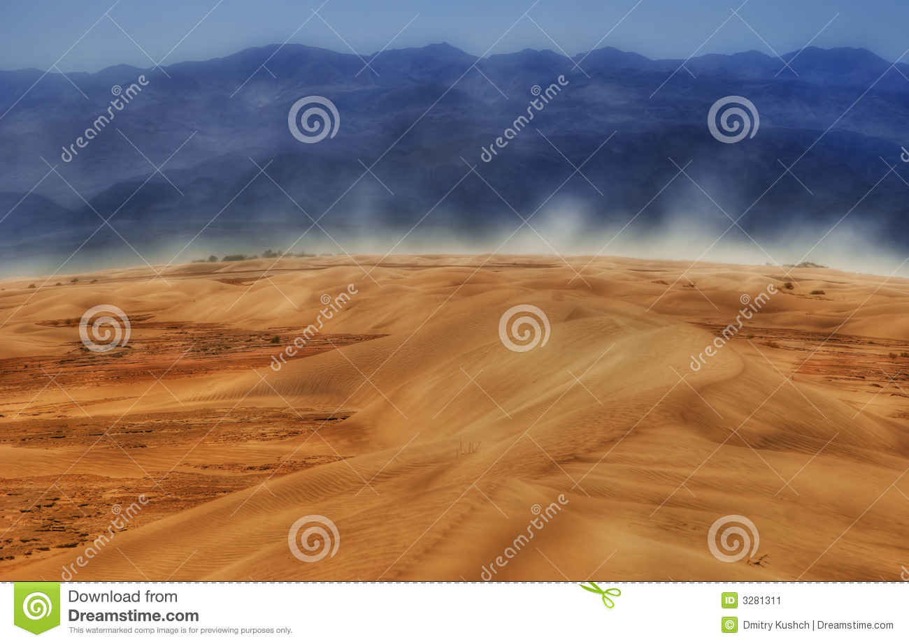 Wind of Death Valley