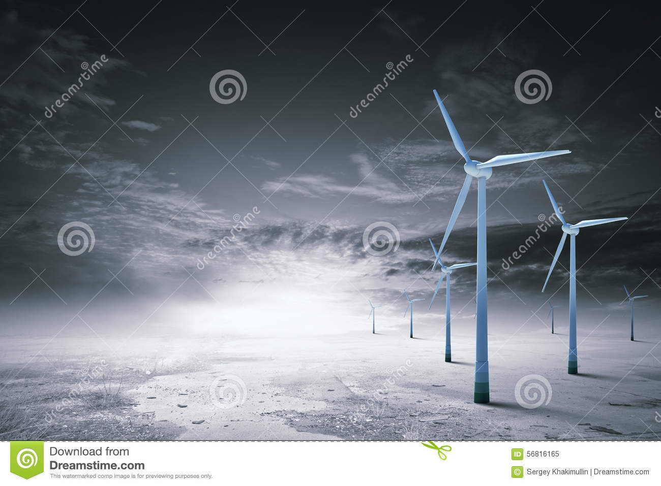 Desert winds and electrical energy essay