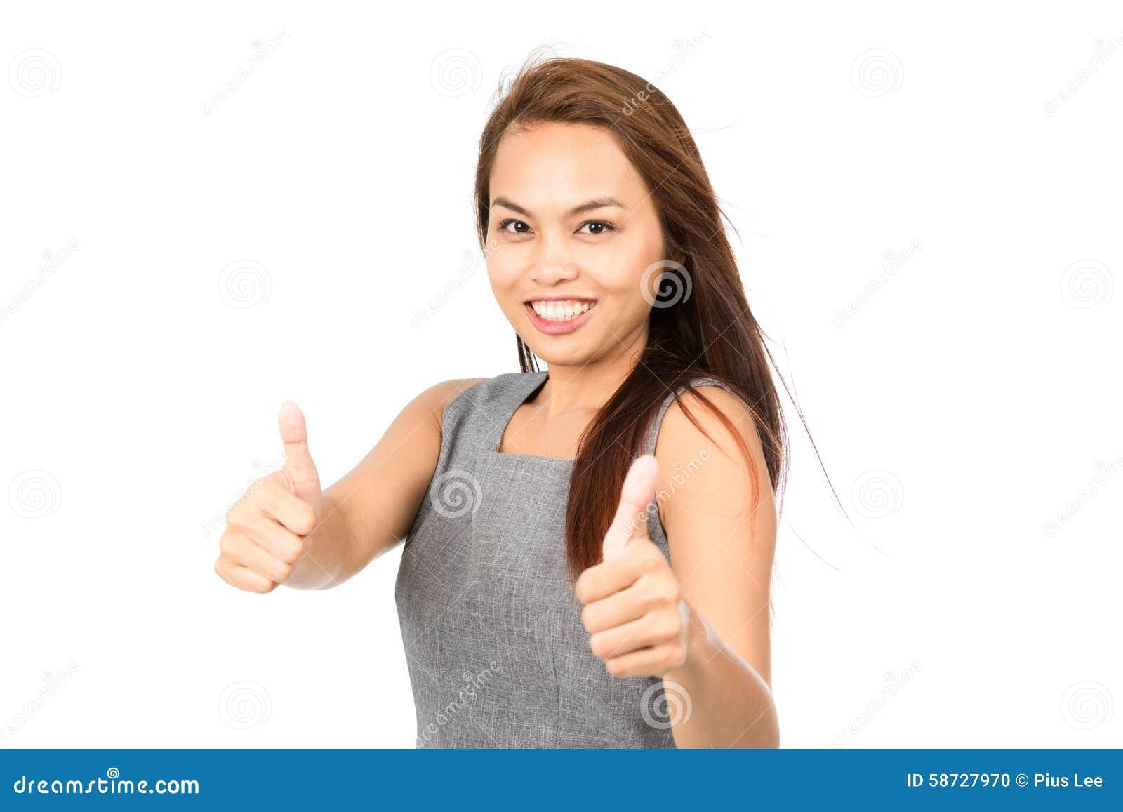 asian fetish thumbs