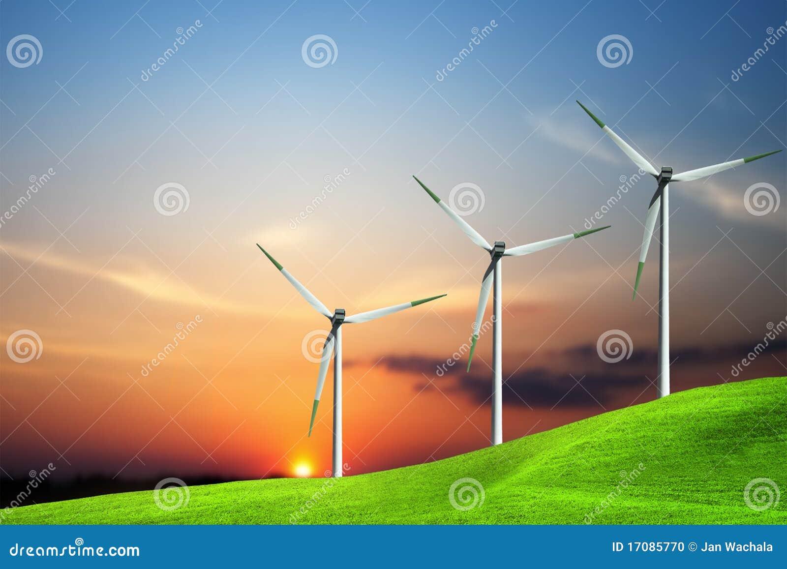 Wind-Leistung