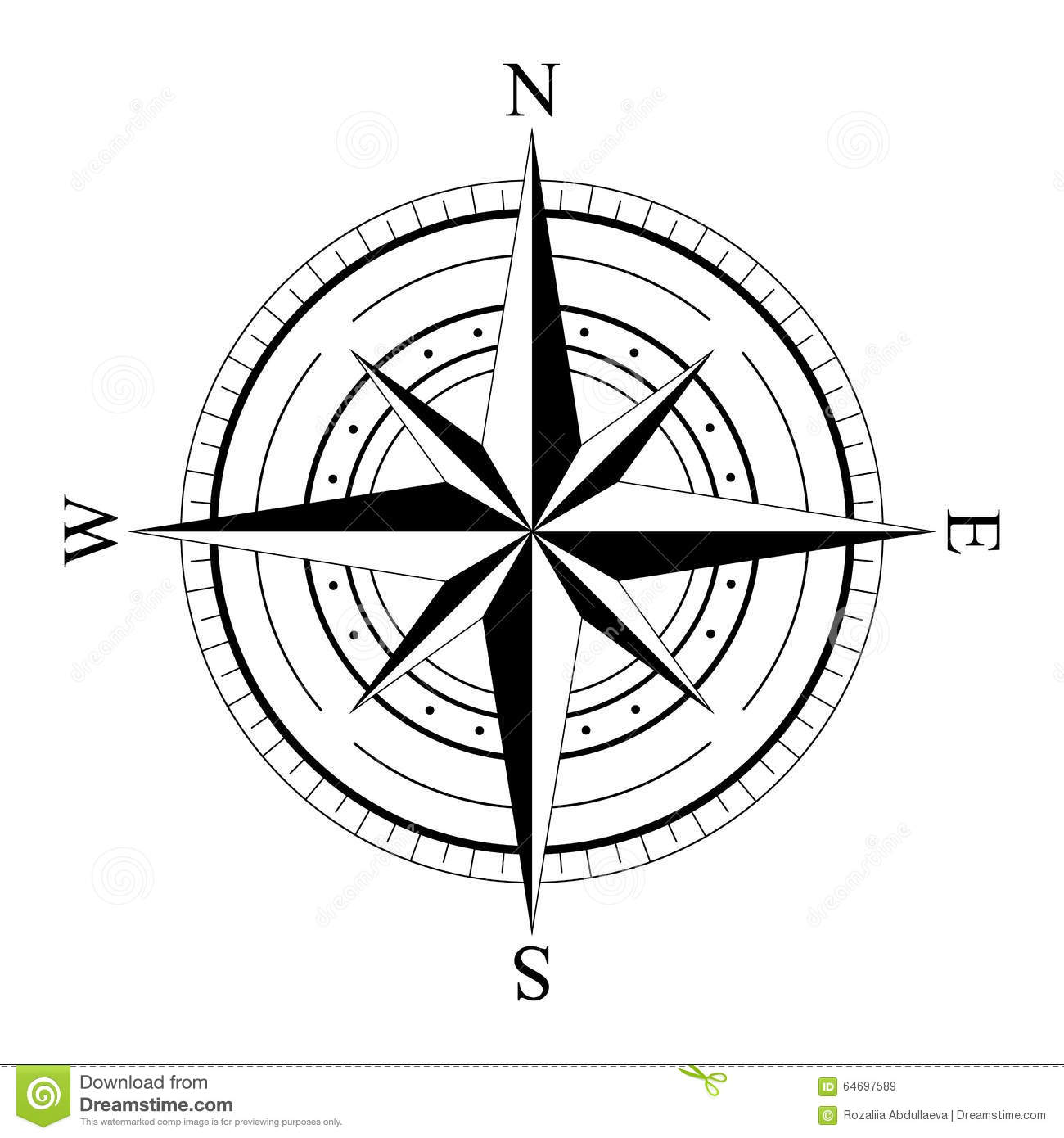 how to use a compass nz