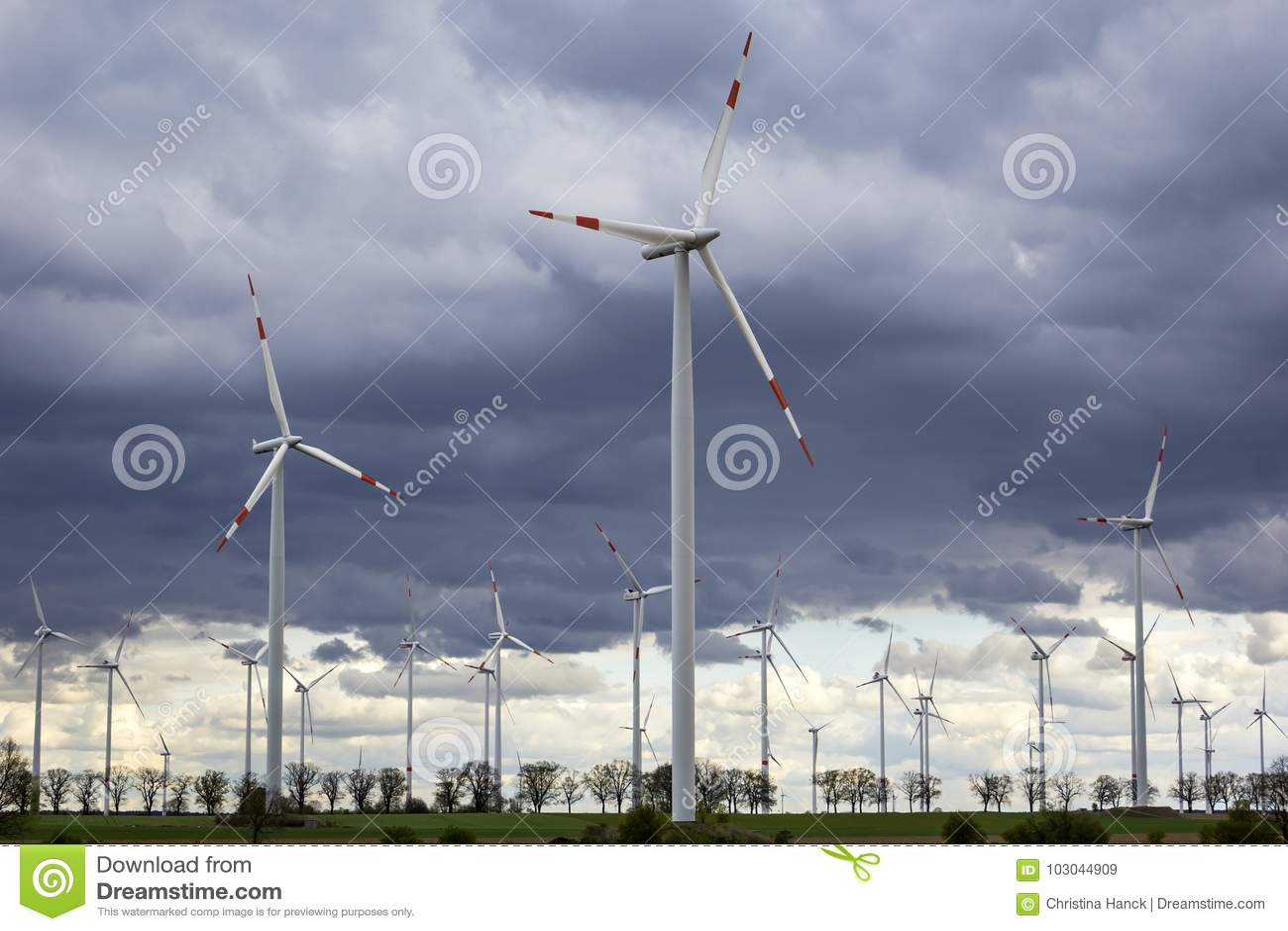 Turbine Brandenburg