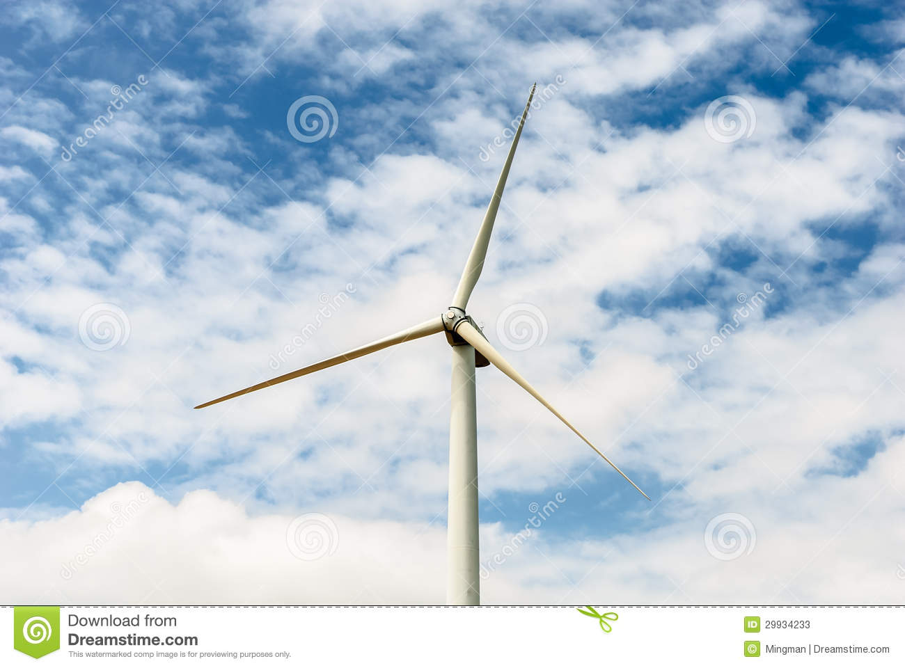 Wind Turbines Make Energy