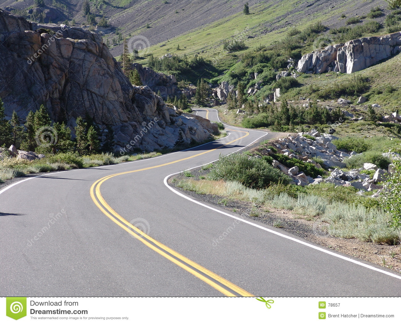 Windende Weg