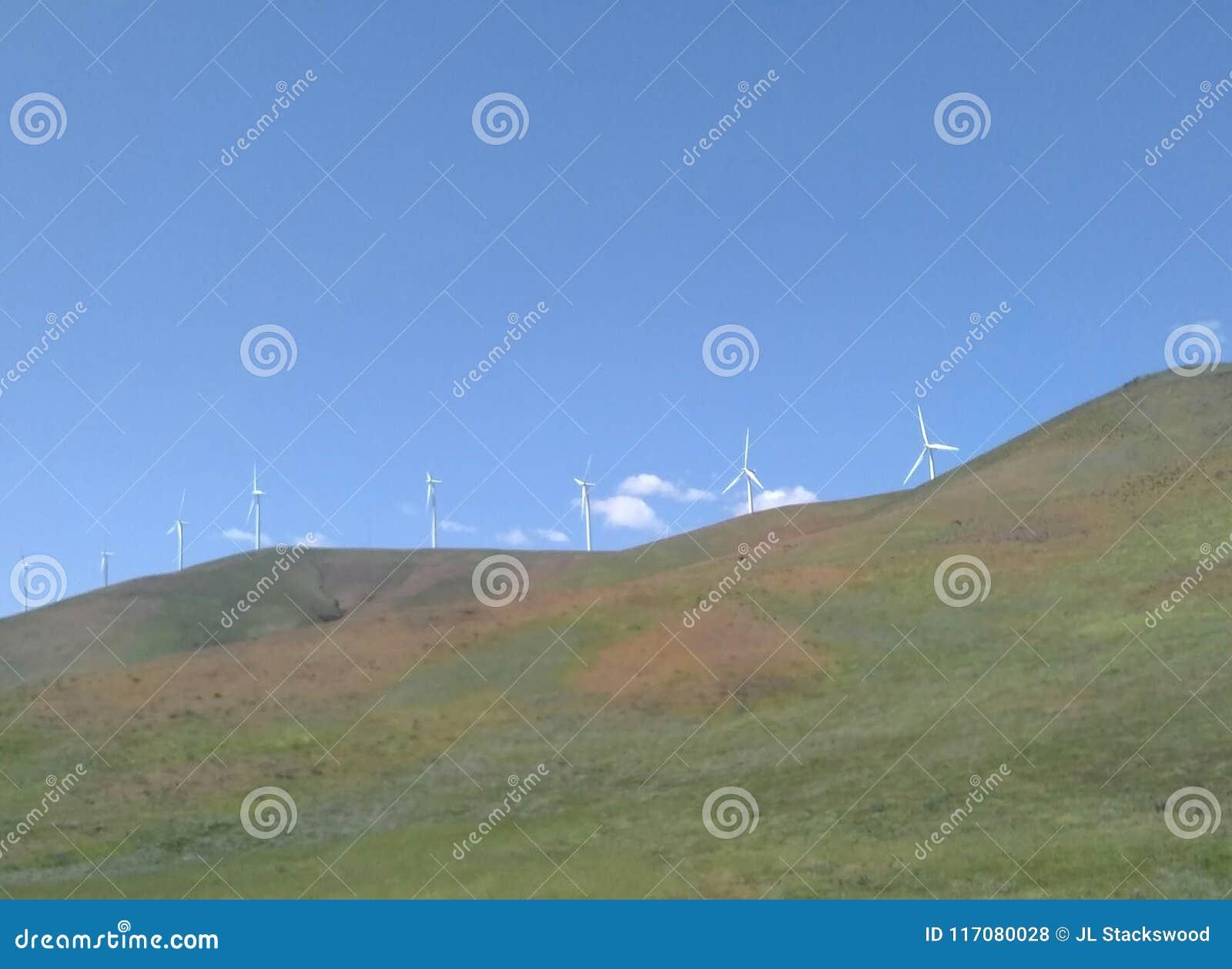 Windmühlen-Horizont