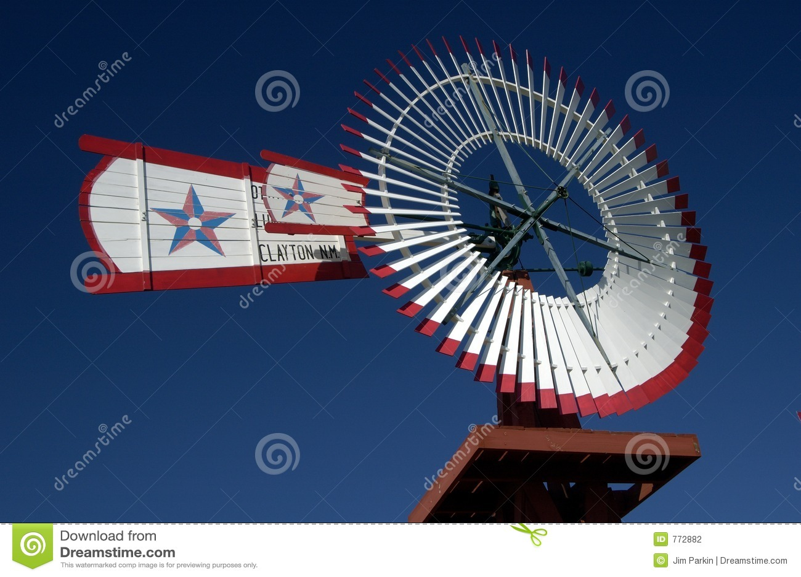 Windmill för 10 antikvitet