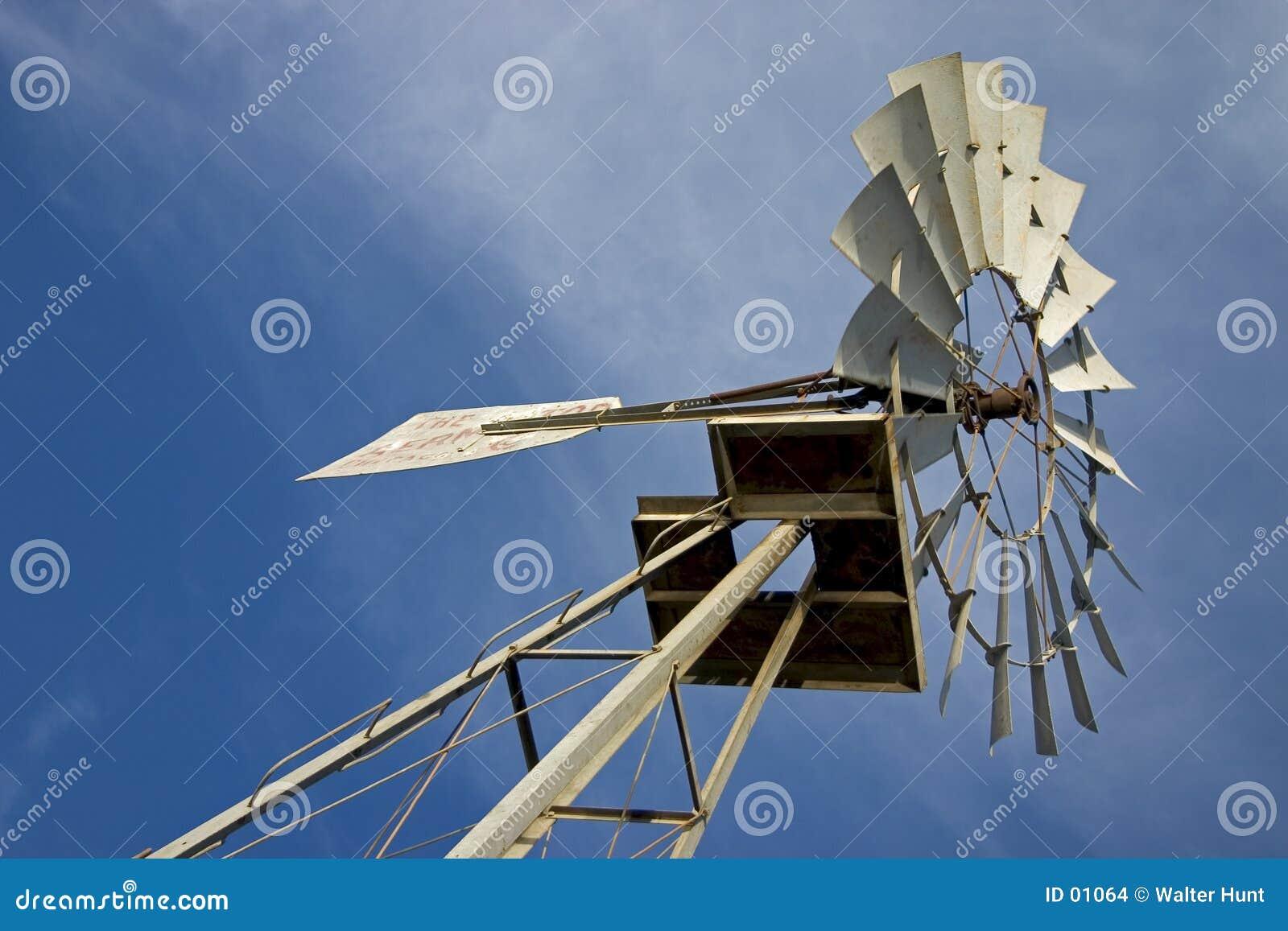 Windmill för 2 texas