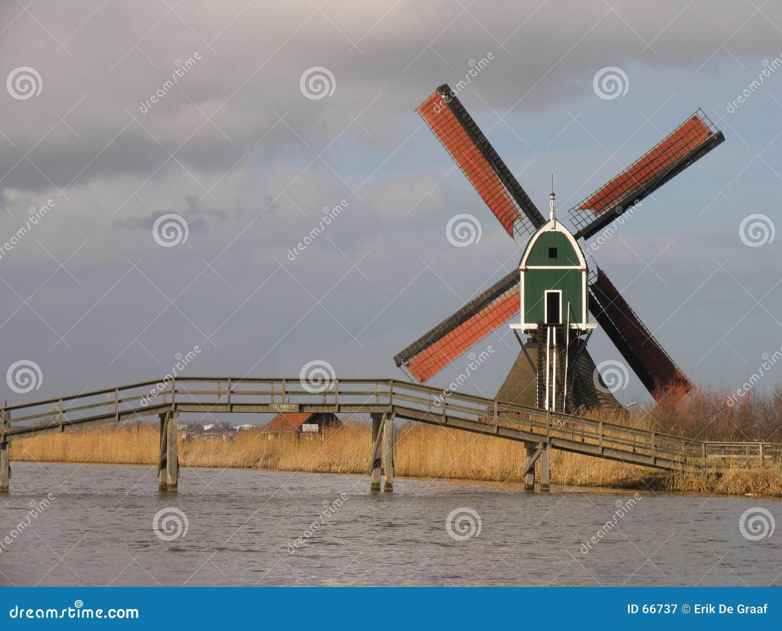 Windmill för holländare 2